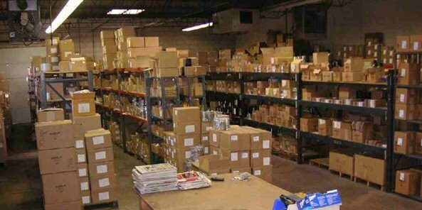 Commercial Project Supply from Warehouse